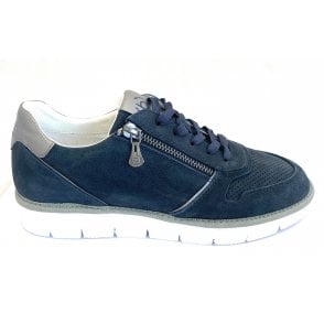 Nicki 431-A2Q01-1555 Navy Trainers