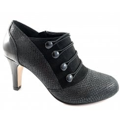 Pixie Black Shoe Boot