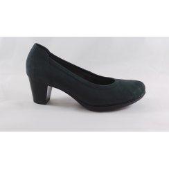 Rovigo 22-68615 Navy Nubuck Court Shoe