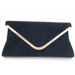 Sommerton Microfibre Clutch Bag (various colours available)