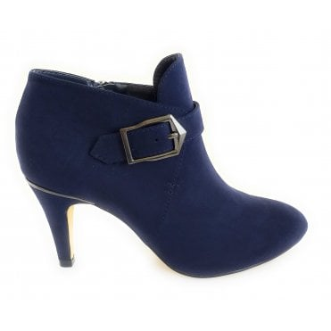 Summer Navy Shoe Boot