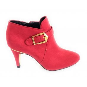 Summer Red Shoe Boot