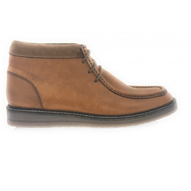 Lotus Syston Tan Leather Boot