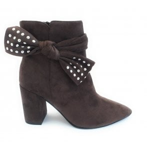 Taupe Sancti Ankle Boots