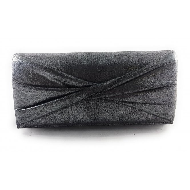 Lotus Thorney Pewter Clutch Bag