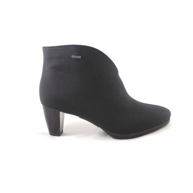 stable quality new release factory price Ara Toulouse 12-43406 Black Stretch Gore-Tex Ankle boot